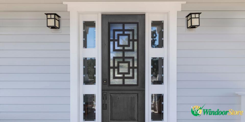 mahogany doors, Ornamental ironwork, Impact Decorative Ornamental Doors In Florida, home aesthetic services